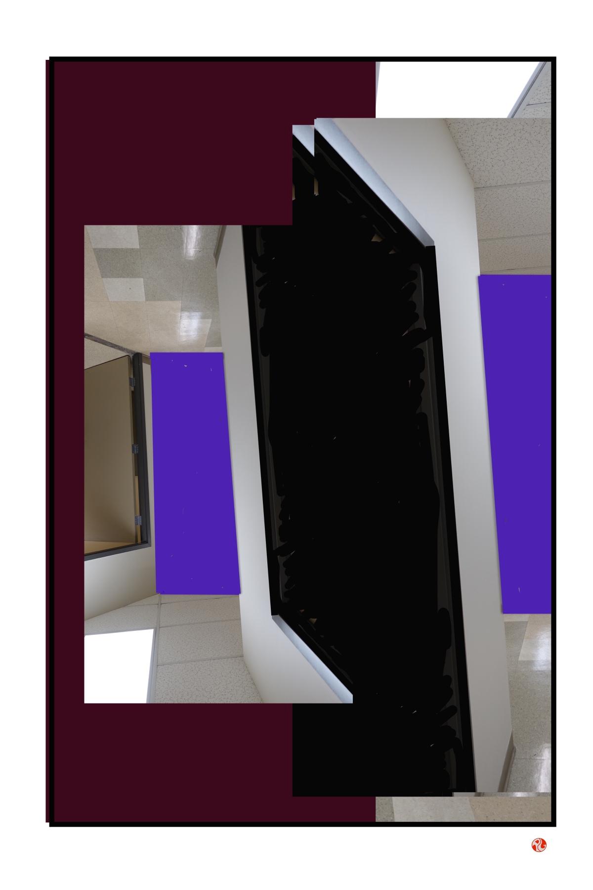 Extra-dimension hallway