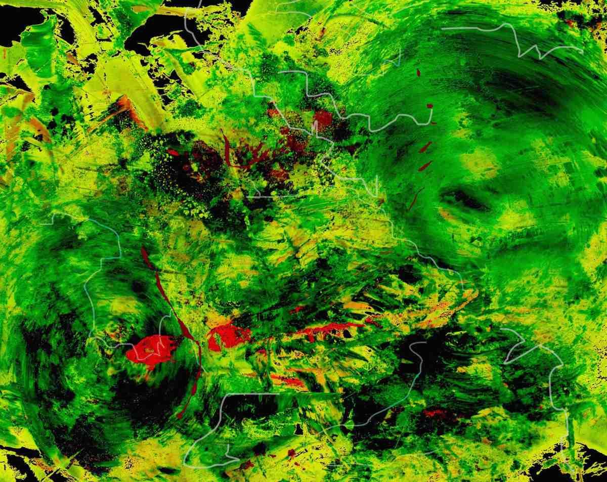 Green pulsar Confliction.