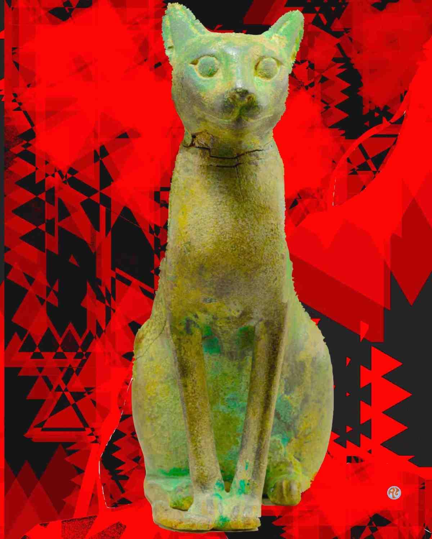 Cupreous Cat